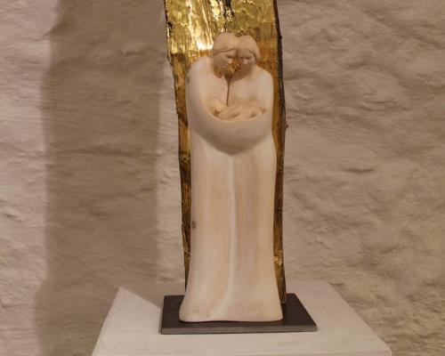 Weihnachtskrippe II (für das Krippenmuseum Großenlüder)